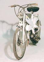 Motociclo Ceccato 48 del 1950