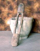 Pila o mortaio di pietra